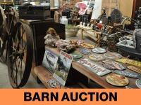 November - Barn Auction